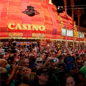 Vegas Casino Crowd