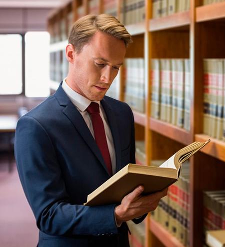 Blackstone student reading