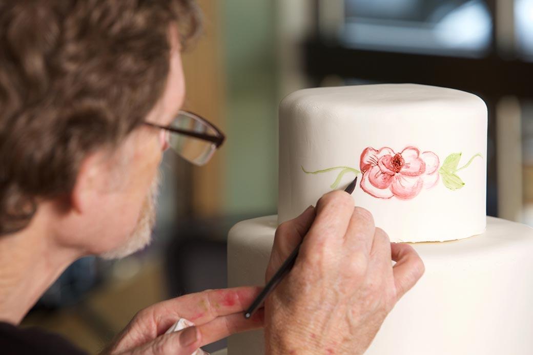 cake artist, Jack Phillips