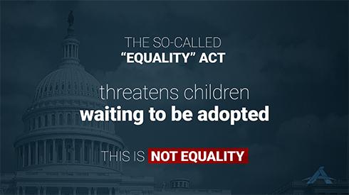 Equality Act on Adoption