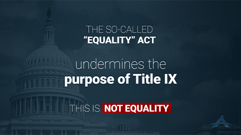 Equality Act on Title IX