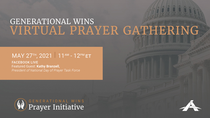 Alliance Defending Freedom Generational Wins Prayer Alliance Facebook Live Event