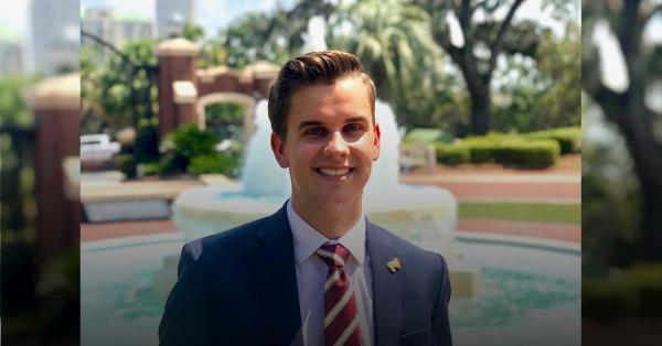 Catholic Student Reinstated as Senate President at Florida State University After School's Supreme Court Rules His First Amendment Rights Were Violated